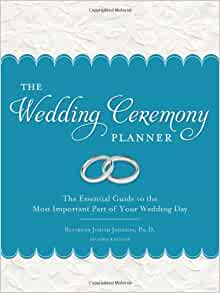 Amazon Fr The Wedding Ceremony Planner The Essential