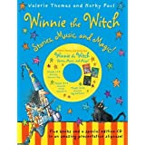 Winnie the Witch: Stories, Music, and Magic! (5 books with CD) by Valerie Thomas (2015-10-01)