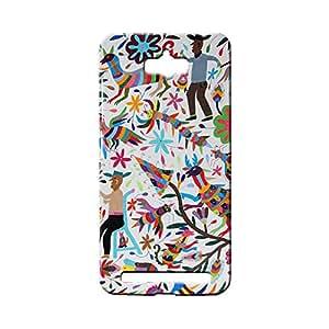 BLUEDIO Designer 3D Printed Back case cover for Asus Zenfone Max - G0532