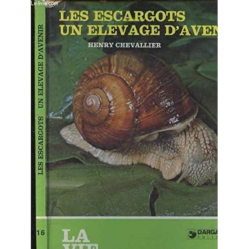 Les escargots, un élevage d'avenir