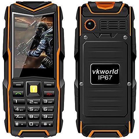 PER VKworld Stone V3 2,45'' Cellulare Impermeabile e Antipolvere C'è