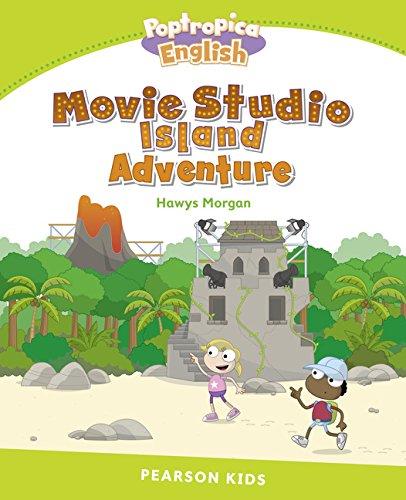 Movie studio island. Per le Scuole superiori. Con espansione online (Pearson English Kids Readers)