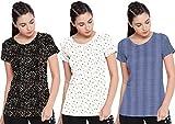Best Shirts Under 20 - Sneak Peak Ladies AOP Pack of 3 T Review