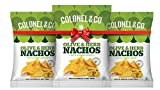 #4: Colonel and Co Nachos, Olive and Herb, 60g (Pack of 3)