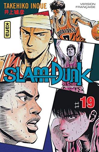 Slam Dunk, tome 19 par Takehiko Inoue