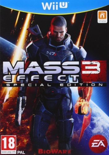Electronic Arts Mass Effect: Special Edition, Wii U