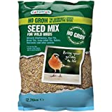 Gardman No Grow Bird Feed Seed Mix 12.75kg