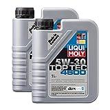 2x LIQUI MOLY 3755 Top Tec 4600 5W-30 Motoröl