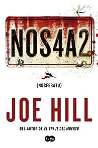 NOS4A2 par  Joe Hill