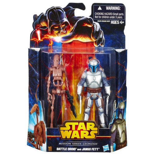 Star Wars Star Wars Mission Series Geonosis Pack