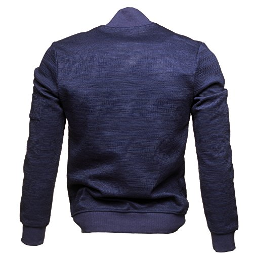 Gov Denim - Gilet 163013 Marine Bleu