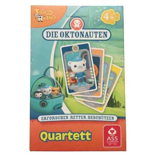 ASS Altenburger Die Oktonauten Quartett