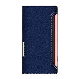 Mozo T-Bar Etui pour Nokia Lumia 830 Jean Denim
