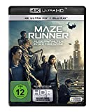 Maze Runner: Die Auserwählten in der Todeszone (4K Ultra HD) [Blu-ray]