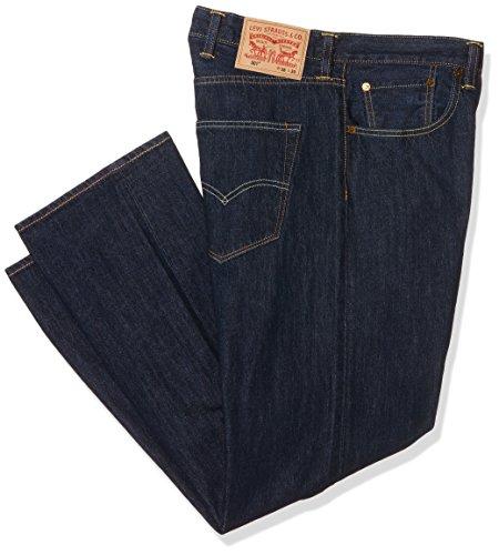 Levi Strauss & Co Herren 501 Original Fit Jeans, Blau (Onewash), 38/30(UK) Levi Strauss 501 Jeans