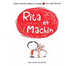 Rita et Machin by Jean-Philippe Arrou-Vignod (2012-05-31)