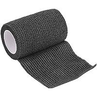 Naphahy 10cm × 5m Erste Hilfe Bandage selbsthaftende kohäsive Klebeband Starke Behandlung Gaze Elastische Bandage preisvergleich bei billige-tabletten.eu