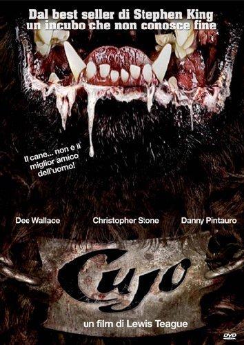 Cujo by Daniel Hugh Kelly (Cujo Film-dvd)