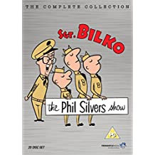 Sgt. Bilko - The Phil Silvers Show - Complete Collection