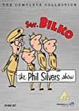 Sgt. Bilko - The Phil Silvers Show - Complete Collection (20 disc set) [DVD] [Reino Unido]