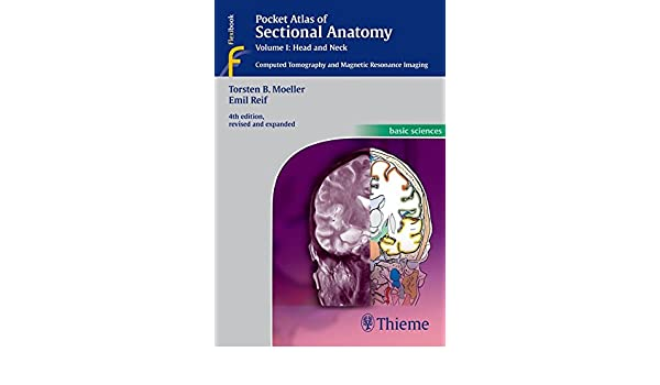 Buy Pocket Atlas Of Sectional Anatomy Head And Neck Computed