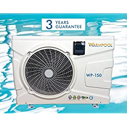 Bomba de Calor para piscina 15kw - 65-75m3 - 3 YEARS Guarantee. GRATIS FUNDA