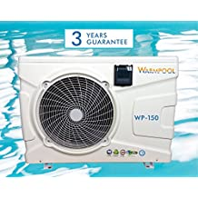Piscina Bomba de Calor 15kw - 65-75m3 - 3 YEARS Guarantee. GRATIS CUBIERTA
