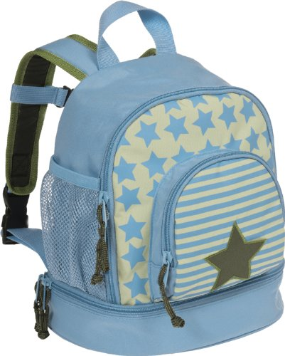 Lässig Kinderrucksack 4Kids Mini Backpack, Starlight olive
