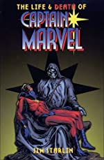 La mort de Captain Marvel de Jim Starlin