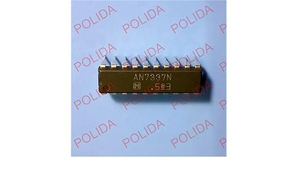 1PCS audio graphic equalizer IC PANASONIC DIP-20 AN7337N AN7337