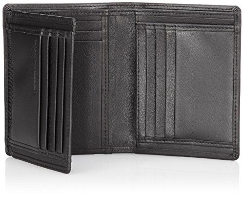 Porsche Design Touch CardHolder V11 4090001722 Herren Ausweis- & Kartenhüllen 10x12x1 cm (B x H x T), Schwarz (black 900) Schwarz (black 900)