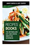 Best Green Smoothies - Recipes Books: The Metabolism Diet and Green Smoothie Review