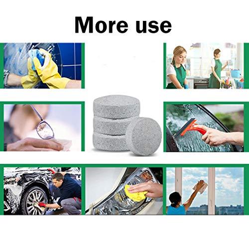 Mamum Spray nettoyant effervescent pour le nettoyage ménager tout usage - Nettoyant effervescent multifonction fonctionnel pour vaporisateur avec 1 vaporisateur, 15pcs