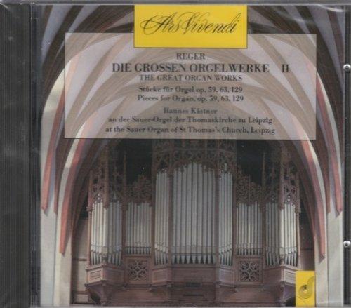 Die Grossen Orgelwerke Vol. 2