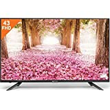 Micromax 108 cm (43 inches) Full HD LED TV 43A9181FHD/43Z7550FHD/43Z9550FHD/ 43GR550FHD/43V8550FHD (Black) (2017 model)