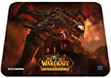 SteelSeries QcK Cataclysm Deathwing Edition Gaming Mauspad