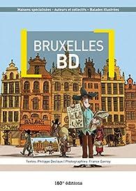 Bruxelles BD par Philippe Decloux