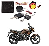 #9: Autopearl Auto Pearl Premium Quality Autotheft Talking Alarm System With Two Raw Key For Bike & Scooty For - Hero MotoCorp Hunk