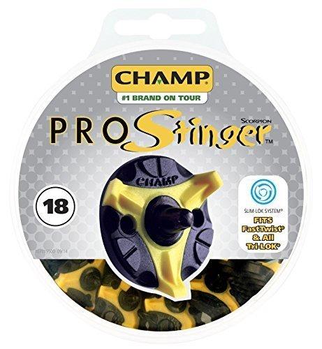 Pro Stinger Golf Spikes Footjoy für die meisten Schuhe slim-lok Gewinde x 24 (Footjoy Golf-kleidung)