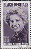 Prophila Collection USA 3259 (kompl.Ausg.) 2000 Patrica Roberts Harris (Briefmarken für Sammler)