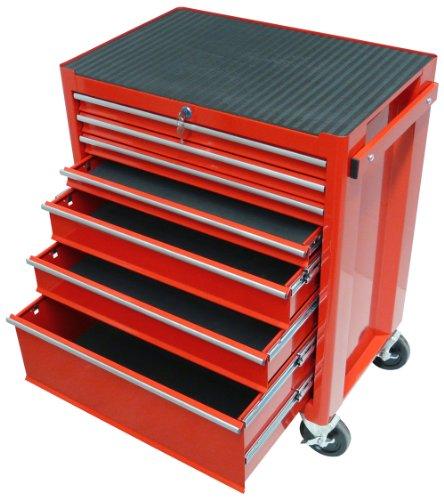 Famex 837-L Werkzeugwagen mit 7 Schubladen, leer