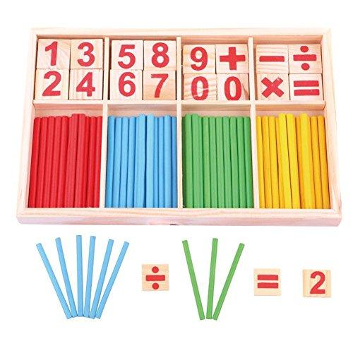 TININNA-Math-Manipulatives-Wooden-Counting-SticksNuestra-Casa-Juguetes-Educativos-para-nios-3-aos-a-7-aos-Juegos-Educativos-para-nios-y-nias
