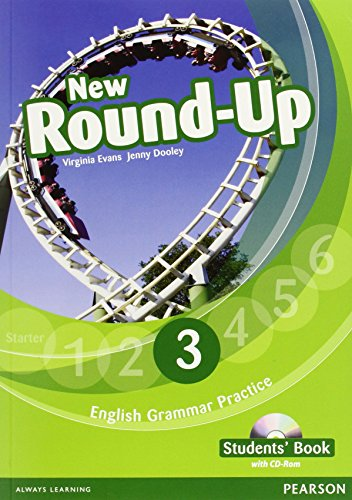 New Round-Up 3 - Edition 2010 (Round Up Grammar Practice)