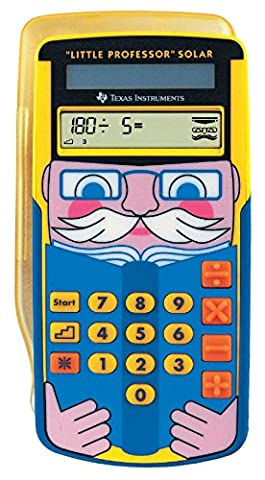Texas Instruments LPROFSOLAR Little Professor Solar