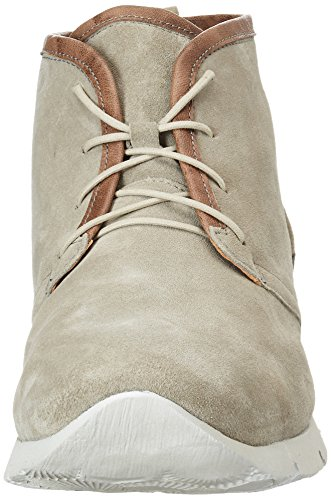 Pensare! Mens Spuat High Top Gray (piombo / Combi 19)