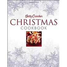 Betty Crocker Christmas Cookbook by Betty Crocker Editors (2006-08-28)