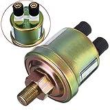 1/8NPT Capteur de pression d'huile moteur Capteur de commutateur de pression d'huile Jauge Sender