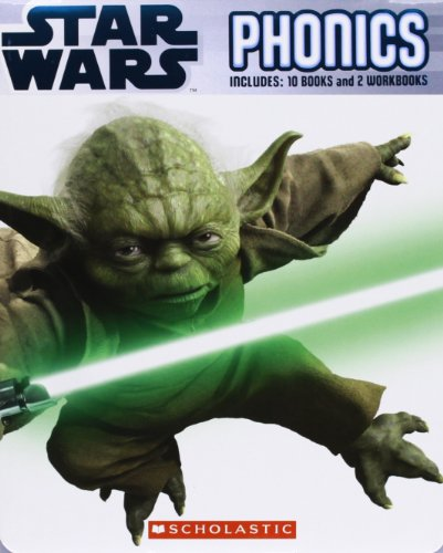 Star Wars: Phonics Boxed Set por Quinlan B. Lee