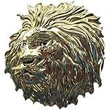 Hebilla de Cabeza de León - León - Lion - Lionhead - Hebilla
