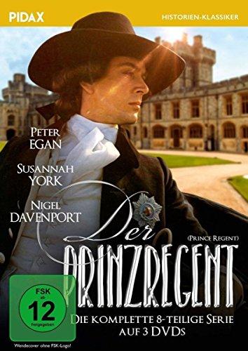 Der Prinzregent - Die komplette Serie (3 DVDs)